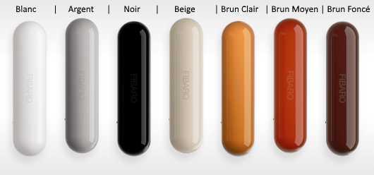 détecteur d'ouverture zwave+ disponible en 7 couleurs référence Fibaro FGDW-002
