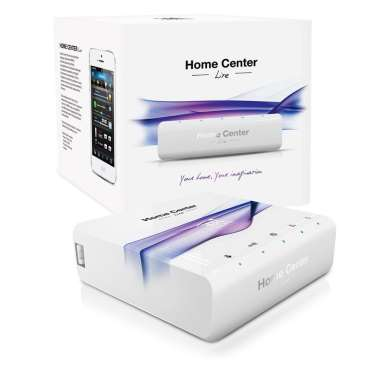 Fibaro home center lite box domotique z wave