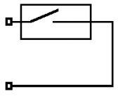 compteur eau divisionnaire à émetteur d'impulsions MID R160 Sferaco contact REED