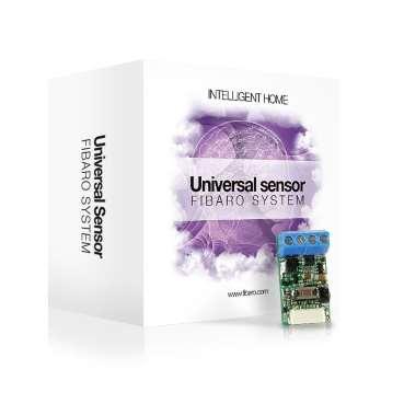 fibaro détecteur universel zwave fgbs-001