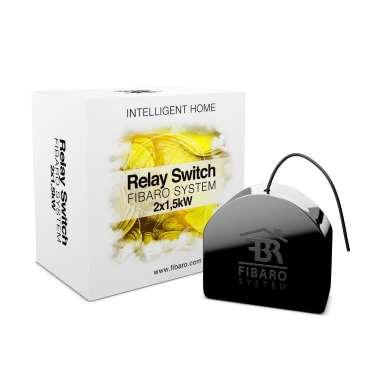 Fibaro fgs-222 double commutateur zwave plus relay Switch box