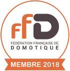 france-domotique.fr est adhérent à la fédération française de domotique