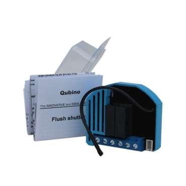 Qubino Flush Shutter Zmnhcd1 Micromodule Pour Volet Roulant Z Wave Plus Avec Mesure De Consommation
