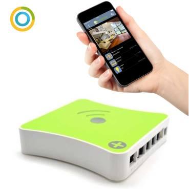 Eedomus Plus la box domotique Z-wave pour une maison connectée