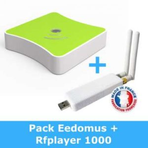 eedomus et rfplayer le pack domotique