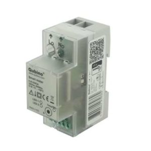 Qubino Smart Meter ZMNHTD1 Module Din suivi consommation électrique ZWave plus photo produit 2