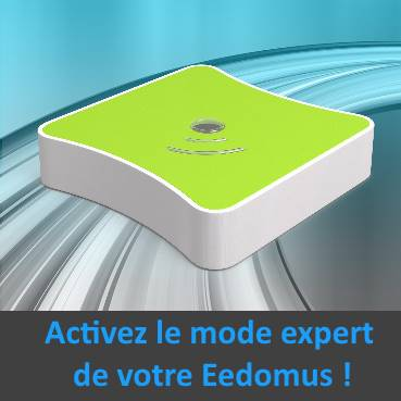 activation du mode expert, image mise en avant