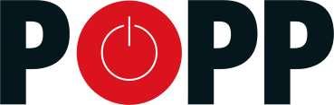 POP_010101 tête thermostatique ZWave ref : POPP_010101 logo