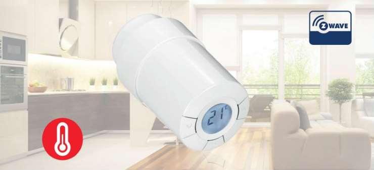POP_010101 tête thermostatique ZWave ref : POPP_010101 température remontée au contrôleur domotique