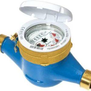 compteur d'eau première prise Sferaco pré-équipé pour le Télérelevage photo produit version eau froide