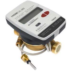compteur énergie calories et frigories pour installation chauffage et climatisation Hydrocal M3 photo produit