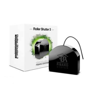 Fibaro FGR-223 Roller Shutter-3 Z-Wave plus micromodule pour volet roulant photo produit