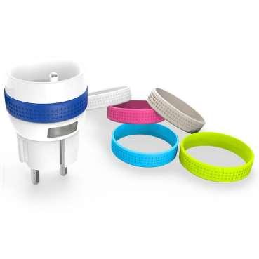 Nodon prise connectée Z-Wave plus Micro Smart Plug MSP-3-1-01 Prise Type E FR photo produit