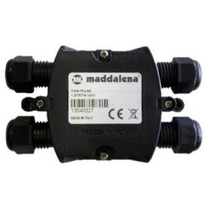 Convertisseur impulsion M-Bus Maddalena Ref: 2749017 pour compteur photo produit